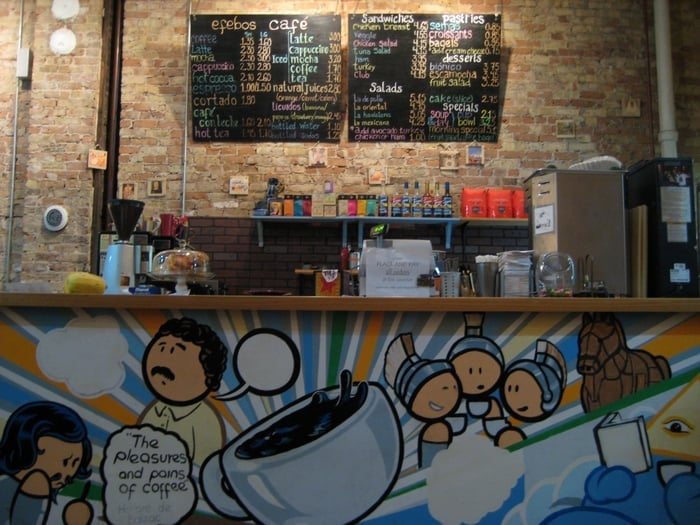 Efebina S Cafe