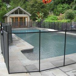 Photo Of Life Saver Pool Fence Shelton Ct United States Bedford