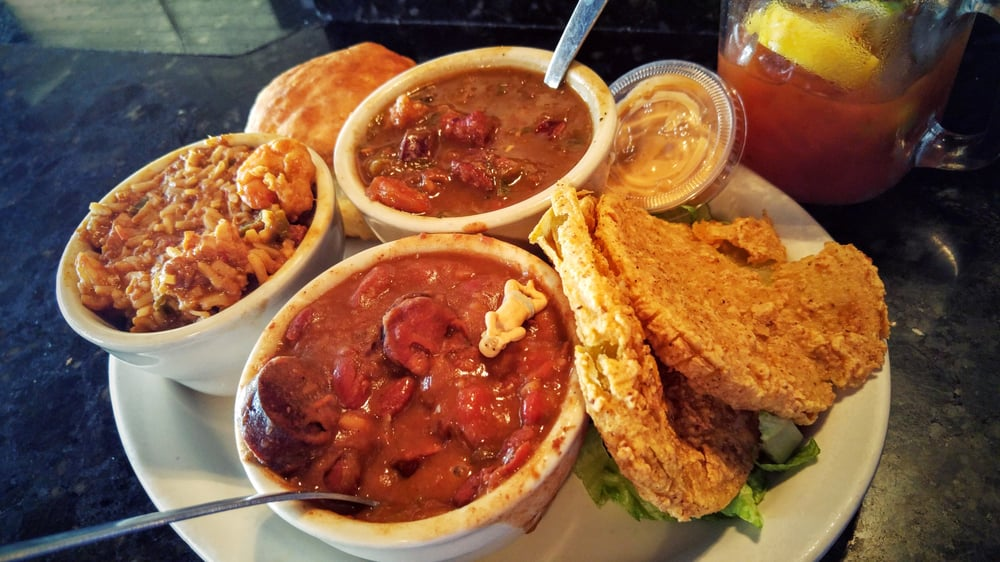 Daisy Dukes Cafe New Orleans