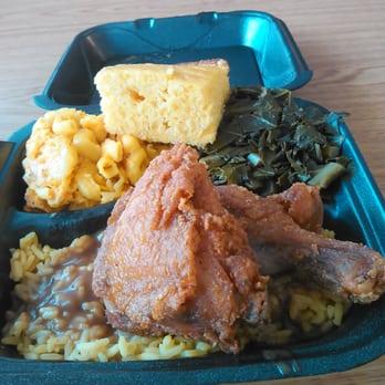 Photo Of Austin S Soul Food Restaurant Jacksonville Fl United States Fried En