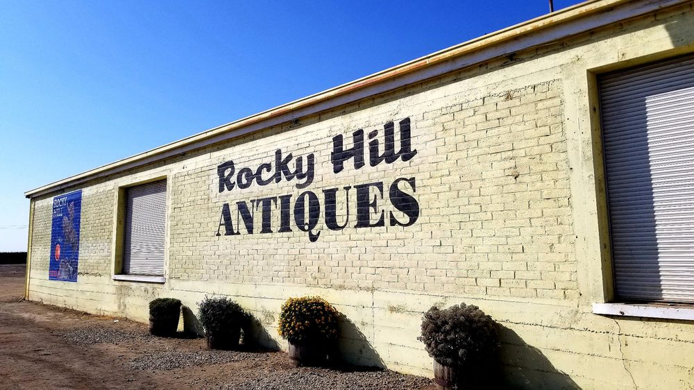 Rocky Hill Antique Collective: 297 N Spruce Rd, Exeter, CA