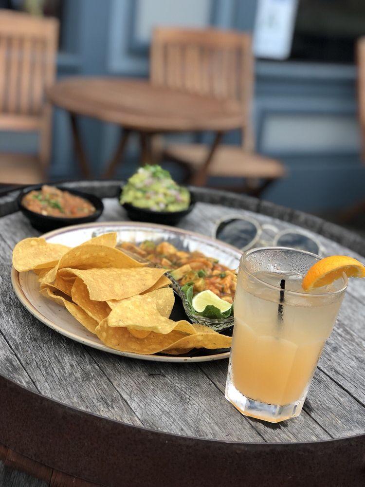 Food from TexiKo Tequila Bar