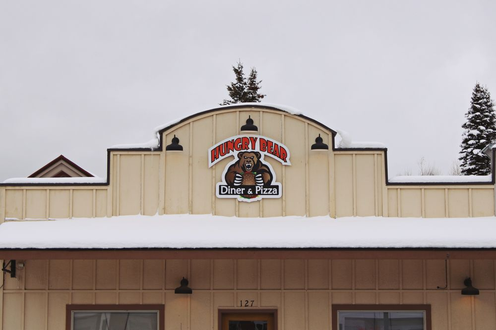 The Hungry Bear: 127 N Main St, Donnelly, ID