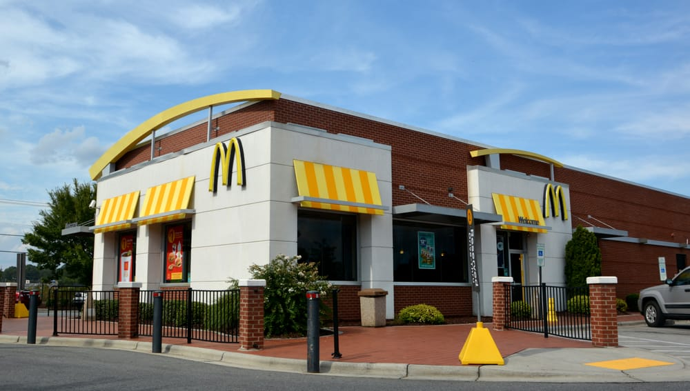McDonald S Burgers 3405 US Highway 601 S Concord NC United States Re