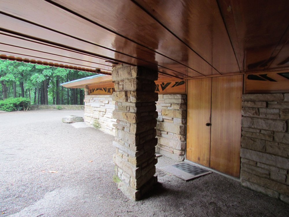 Kentuck Knob: 723 Kentuck Rd, Chalk Hill, PA