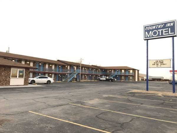 Country Inn Motel: 10226 S Hwy 81, Waukomis, OK