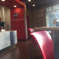 photo of dominos pizza whitinsville ma united states remodeled the interior of