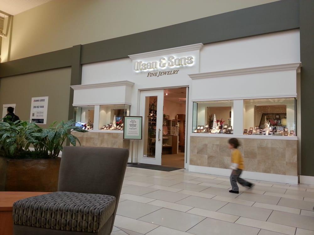 Olsen & Sons Fine Jewelry: 3935 Factoria Mall, Bellevue, WA