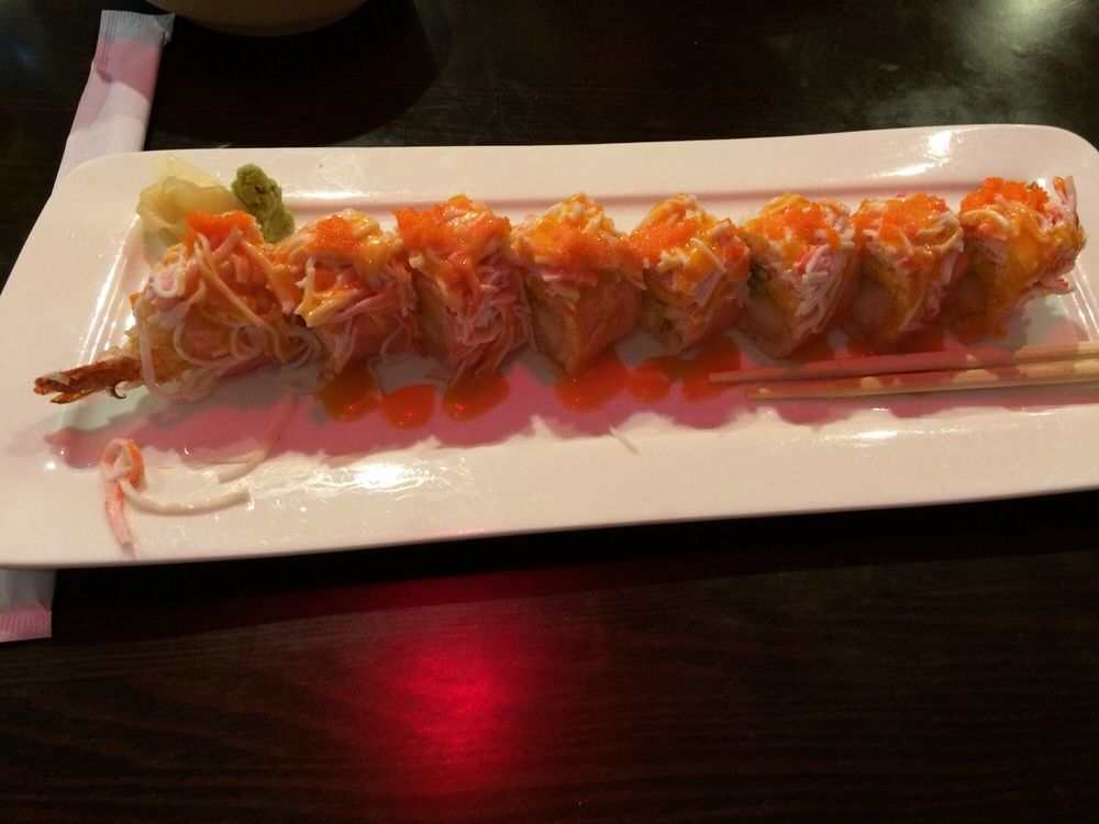 Food from Hokkaido Sushi Hibachi