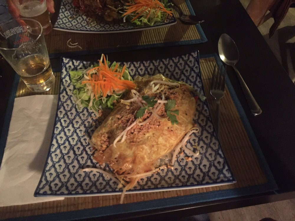 Chao phraya thai 22 rue condorcet grenoble france for Cuisine 50 rue condorcet