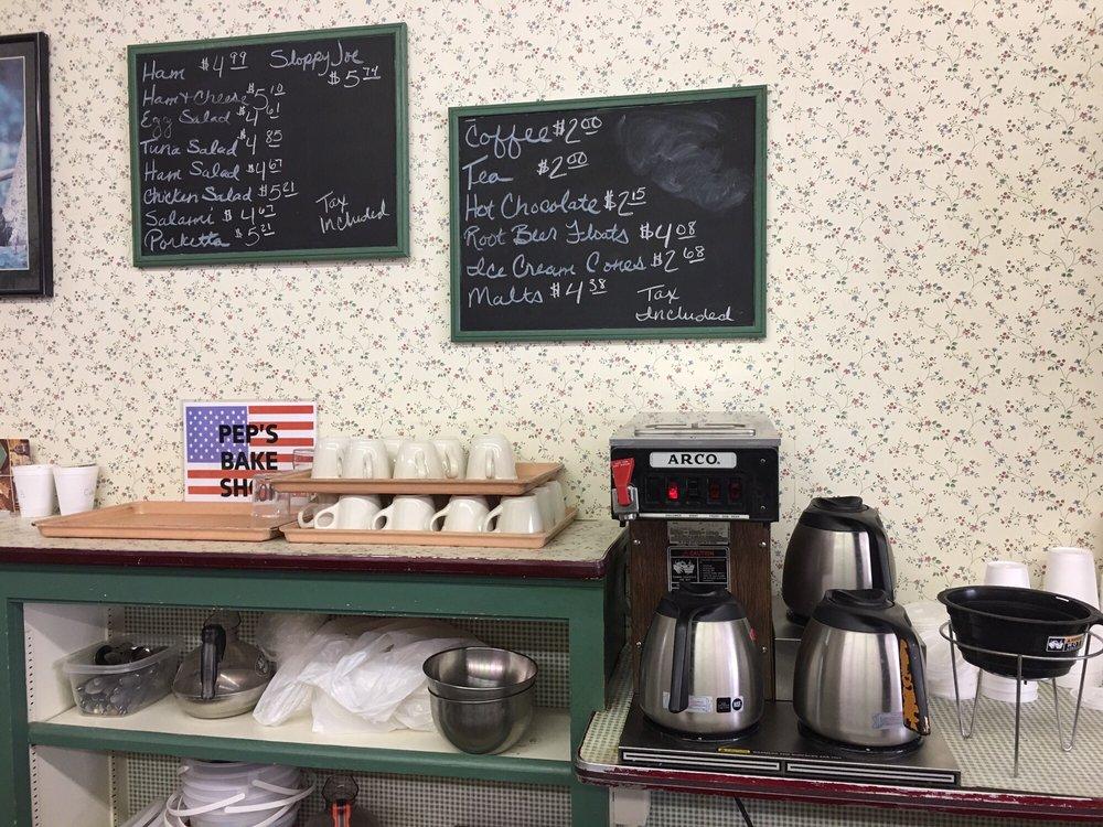 Pep's Bake Shop: 318 Chestnut St, Virginia, MN