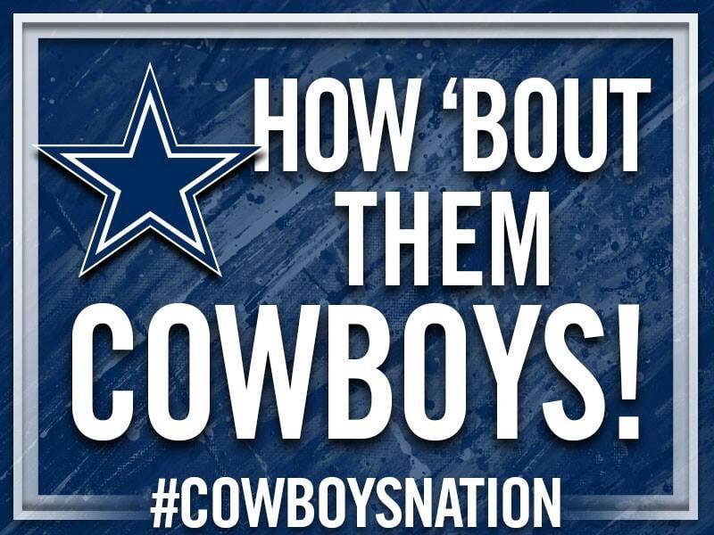 Dallas Cowboys: 269 Town Pl, Fairview, TX