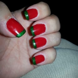 Nail designs nail salons 1410 charleston hwy west columbia photo of nail designs west columbia sc united states christmas nail art prinsesfo Image collections