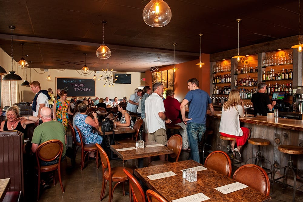 Tabor Tavern: 5325 E Burnside St, Portland, OR