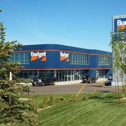 Budget Car Rental Edmonton
