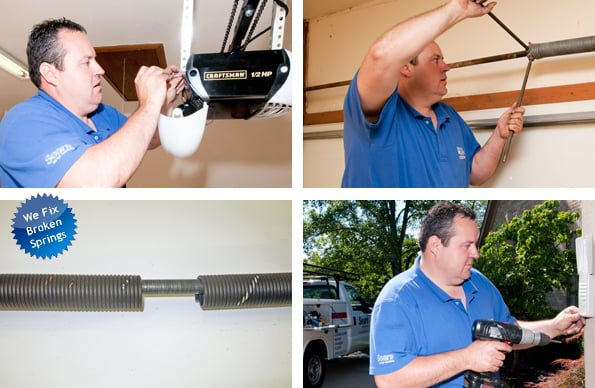 Sears Garage Door Installation and Repair: Kansas City, MO
