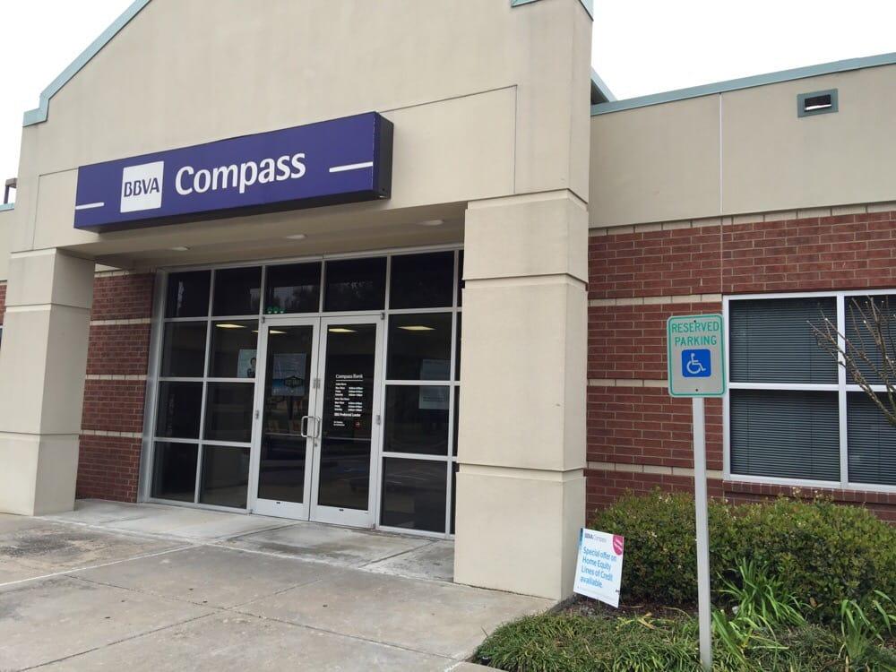 BBVA Compass - Bank & Building Societies - 333 S Fry Rd ...