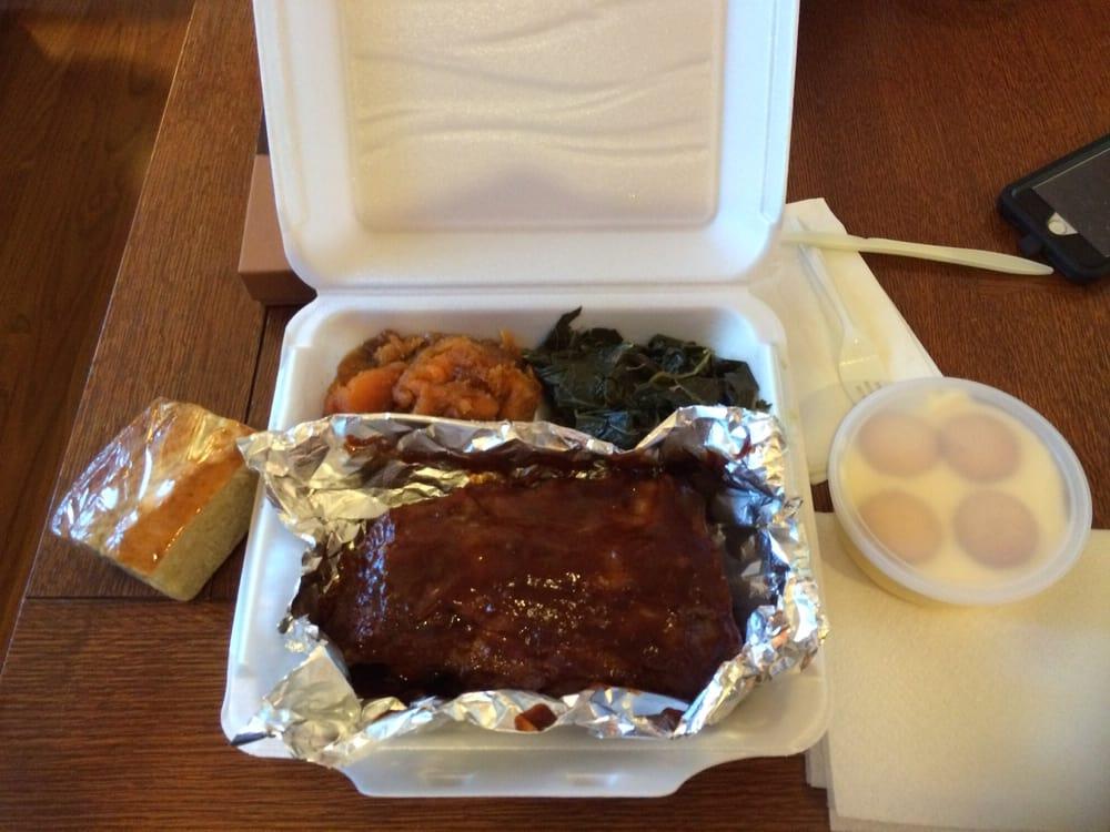 j-n-j southern kitchen - order food online - 16 photos & 40