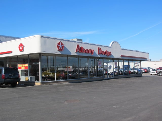 Dodge Dealers Albany Ny >> Albany Dodge - Car Dealers - 770 Central Ave, Albany, NY ...