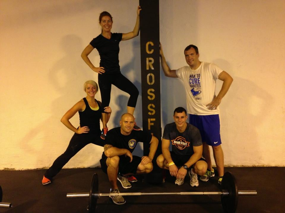 Broad Street CrossFit: 300 S Pennell Rd, Media, PA