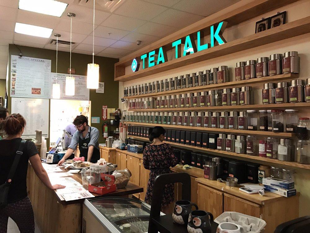 Social Spots from Tea Talk Café