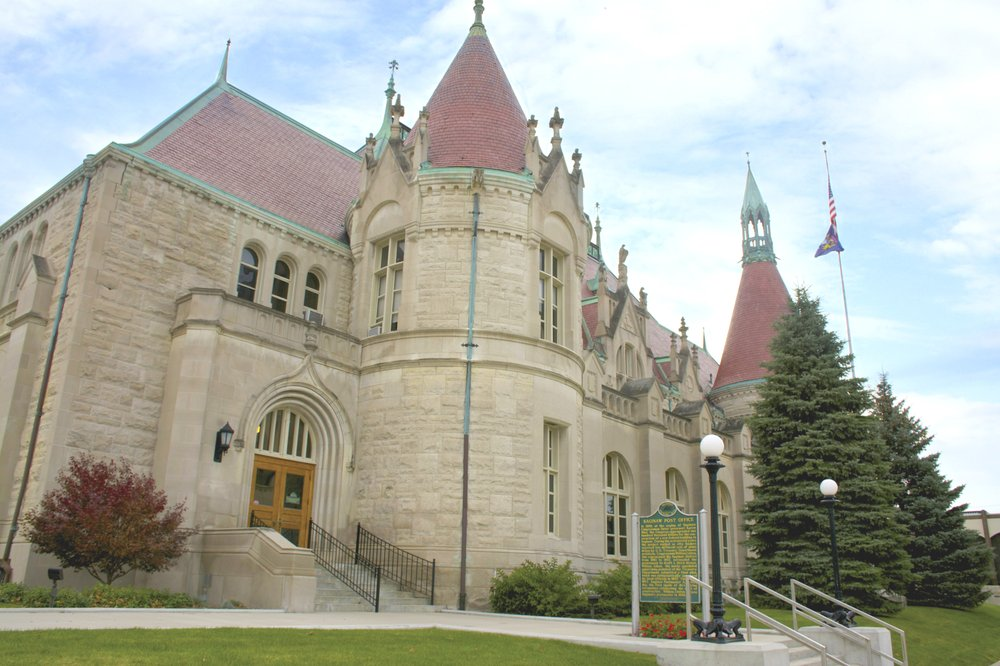 Castle Museum of Saginaw County History: 500 Federal Ave, Saginaw, MI