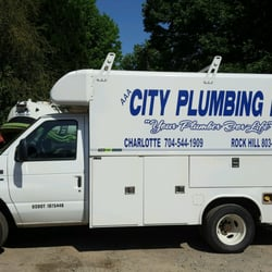 Photo Of Aaa City Plumbing Charlotte Nc United States Fully Stocked Trucks