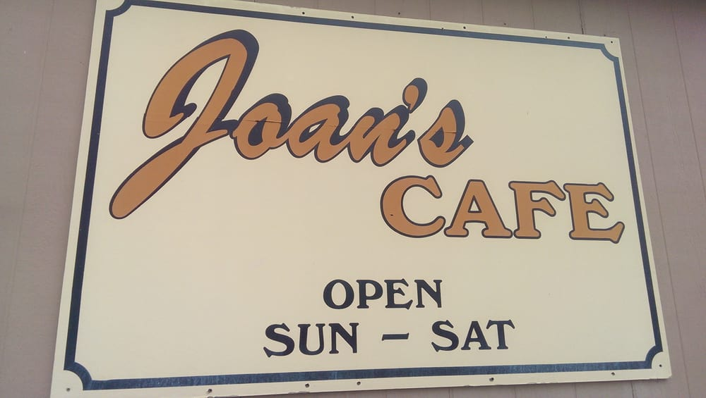 Joan's: 454 Martin Ave, Stafford, KS