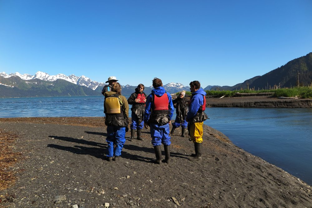 Sunny Cove Sea Kayaking & Alaska Adventures: 1304 West 4th Ave, Seward, AK