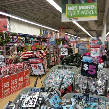 Five Below Department Stores 114 Park Ave Willow Grove Pa