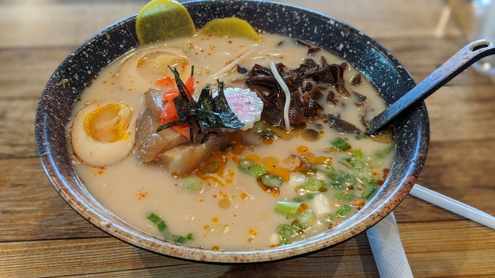 PaoPao Ramen Factory And Bar: 2929 N Druid Hills Rd NE, Atlanta, GA