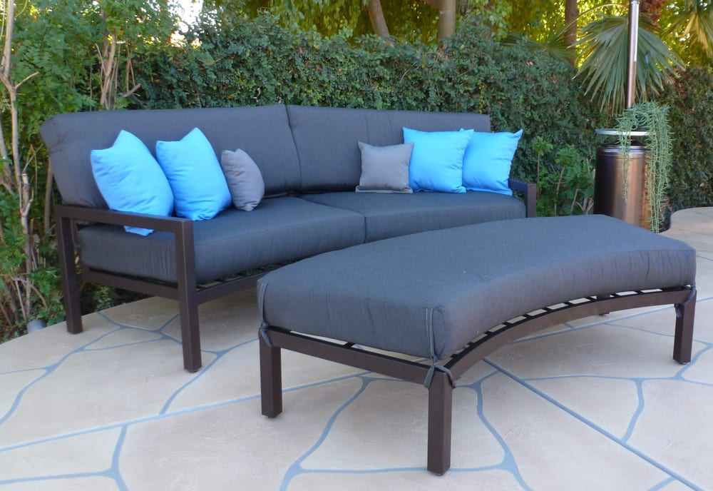 Arizona iron patio furniture 32 photos 14 reviews for Patio furniture retailers