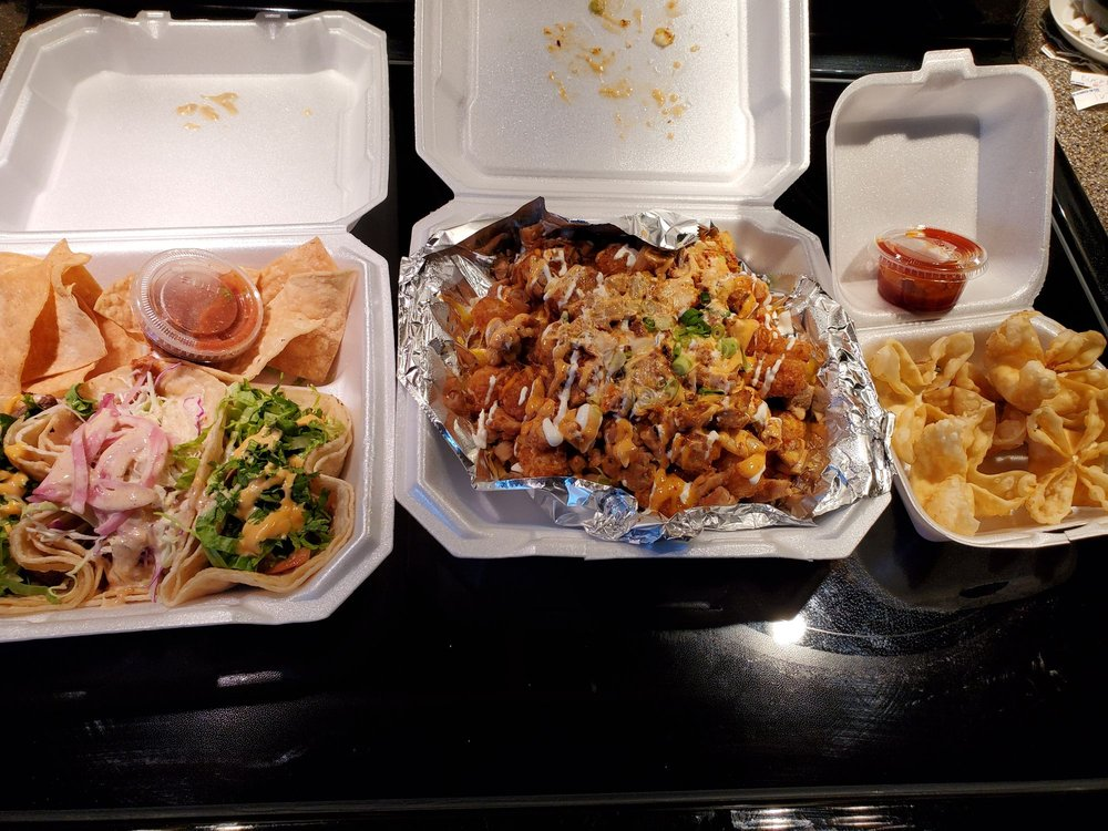 Food from Seoul Casa