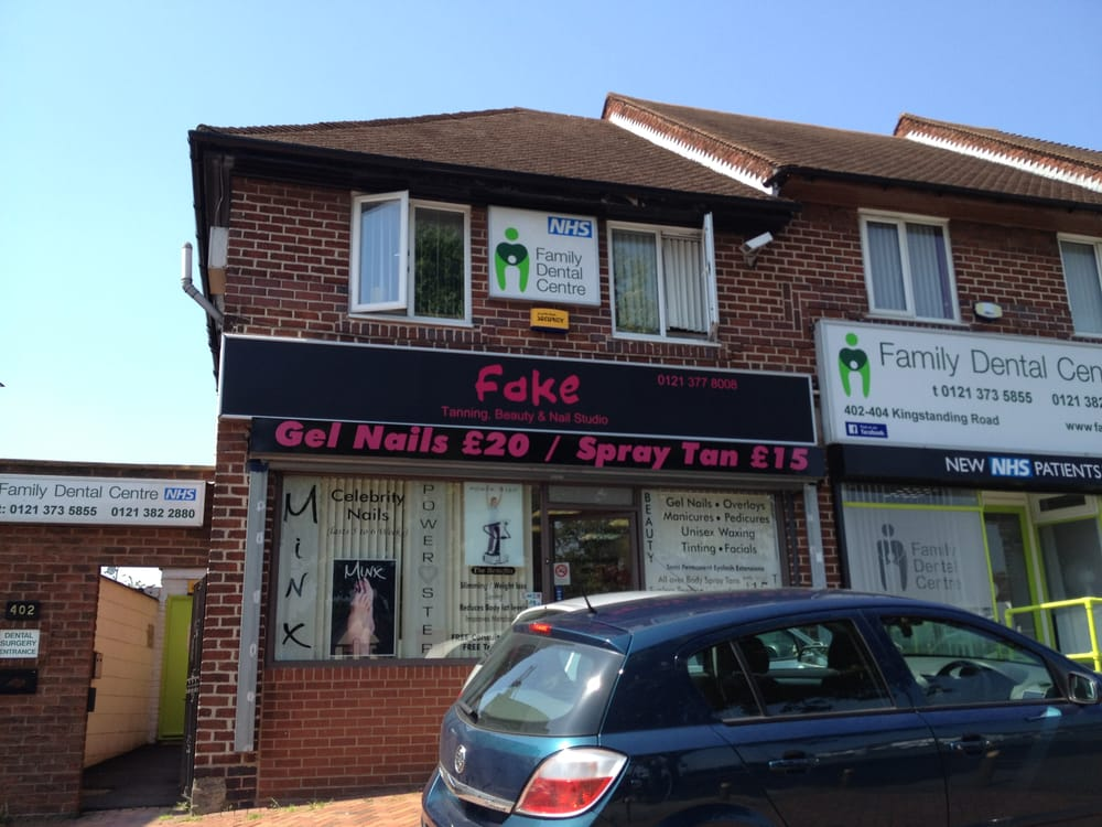 Fake Beauty Salons - Tanning - 400 Kingstanding Road, Birmingham ...