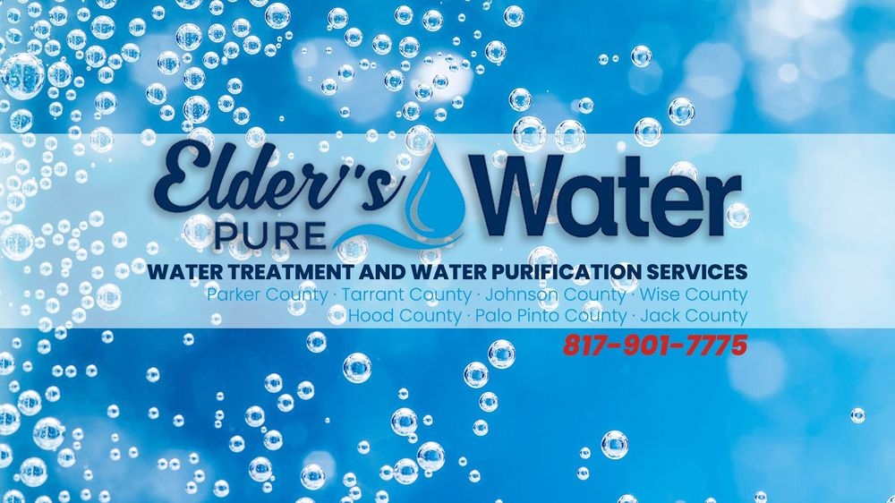 Elder's Pure Water: 201 Shary St, Aledo, TX