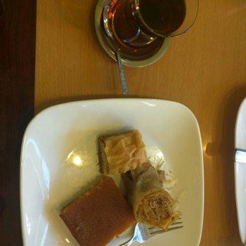 Sofra Turkish Cafe Restaurant Menu