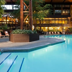 Photo Of Seattle Airport Marriott Wa United States Pool