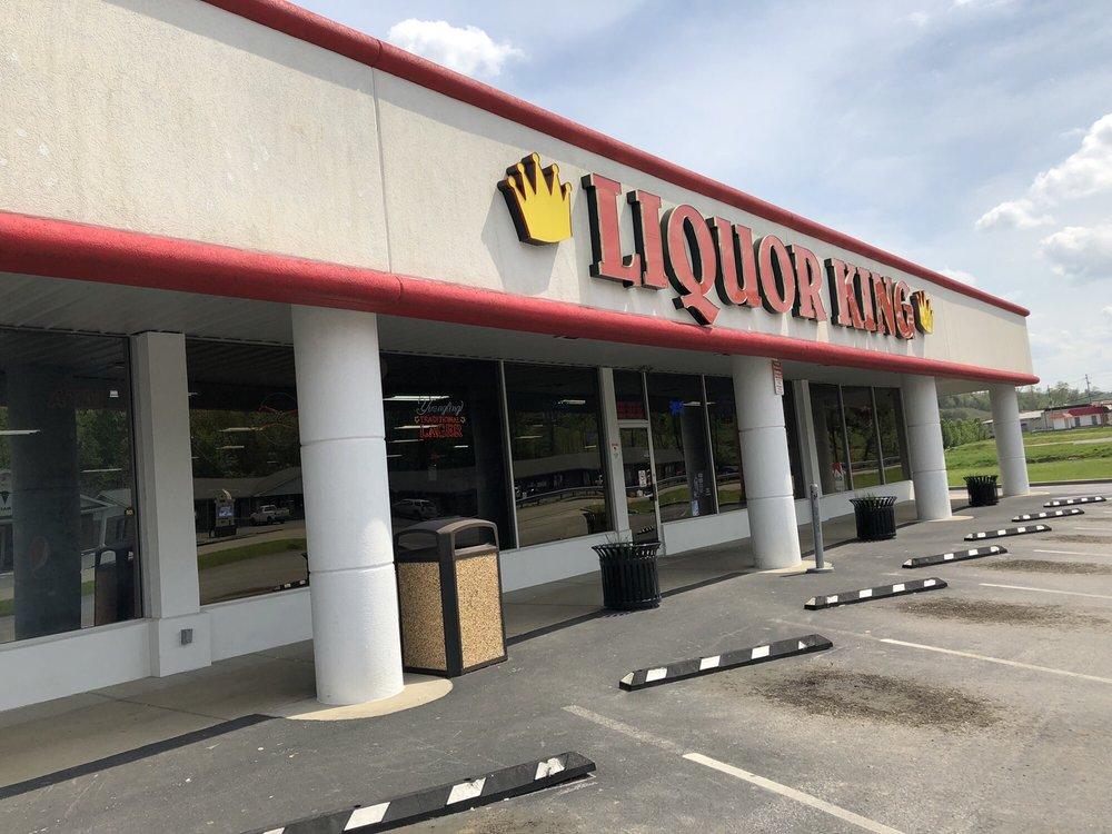 Liquor King: 1601 Cumberland Falls Hwy, Corbin, KY