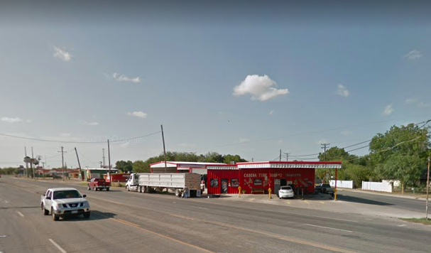 Cadena Tire Shop: 942 N Johnson St, Alice, TX
