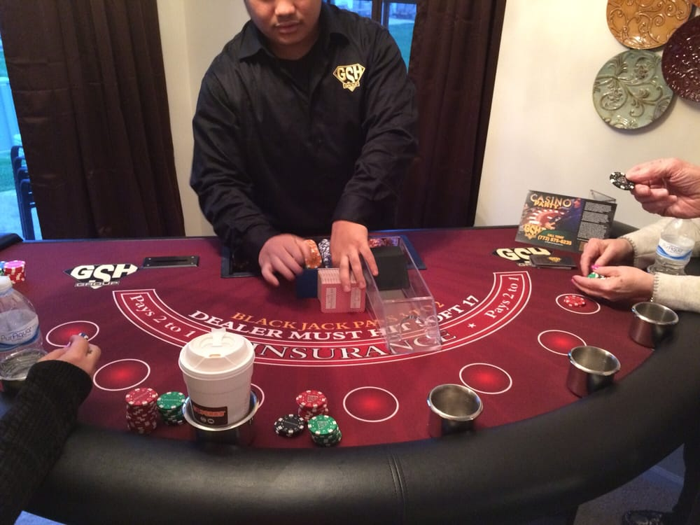 GSH Casino Parties: 605 Country Club Dr, Bensenville, IL