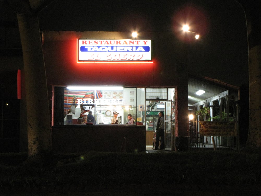 Taqueria El Guero: 6500 Eastern Ave, Bell Gardens, CA