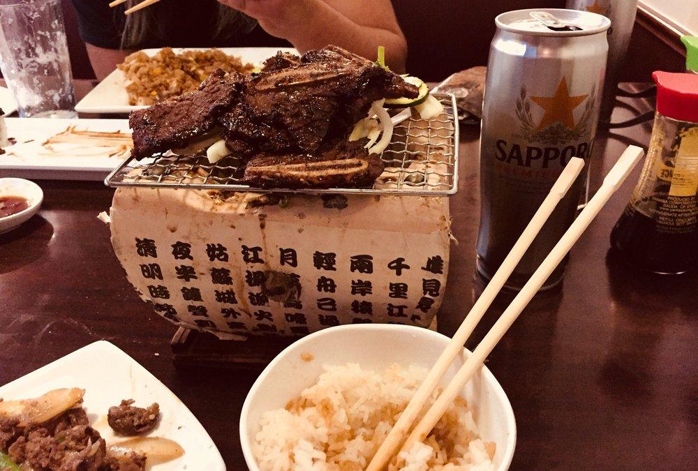 Sura,Korean and Japanese Cuisine