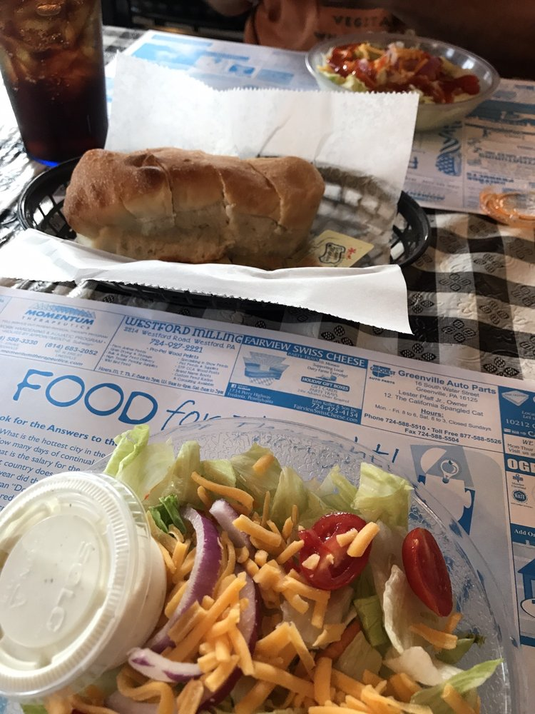 Dutch Oven Family Restaurant: 110 Liberty St, Jamestown, PA