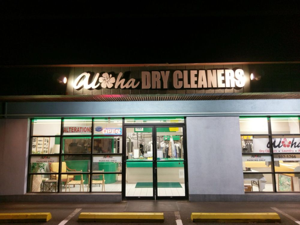 Aloha Dry Cleaners And Laundry