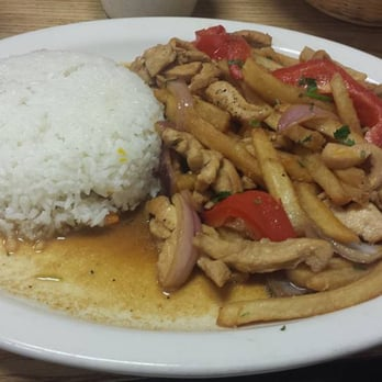 Photo Of Amigos Mexican Restaurant Boise Id United States Pollo Saltado On
