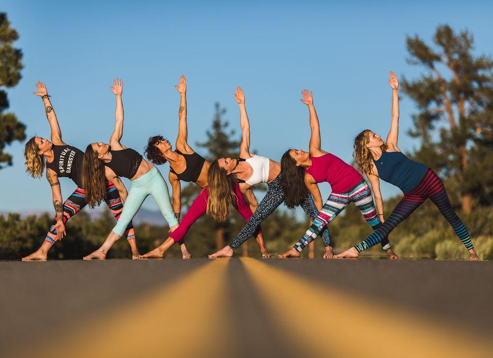 Yoga Lab Mammoth Lakes: 6085 Minaret Rd, Mammoth Lakes, CA