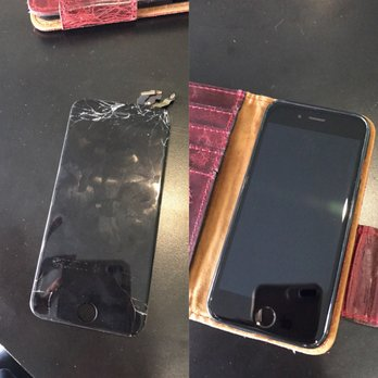 Photo Of Fast Tech IPhone Repair