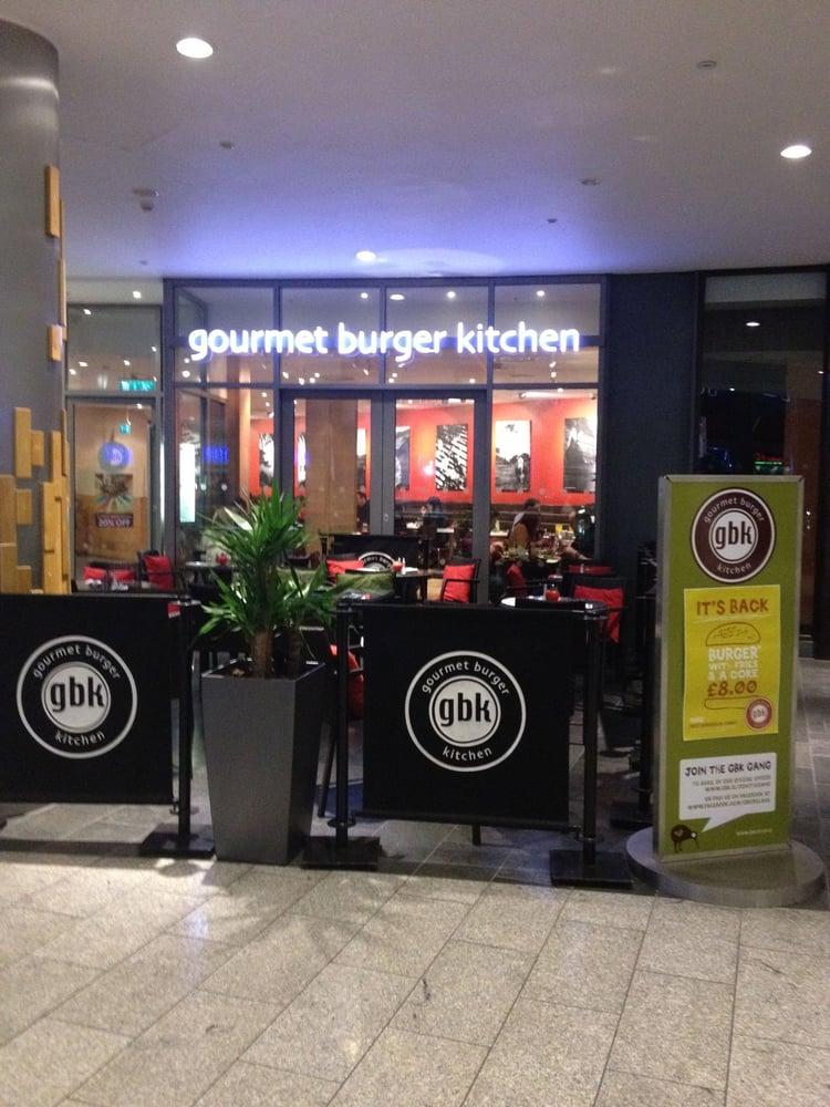 Gourmet Burger Kitchen Closed 17 Reviews Burgers City Centre Belfast United Kingdom