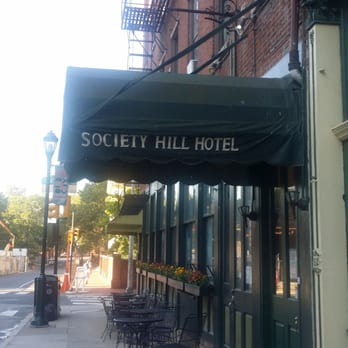 Photo Of Society Hill Hotel Philadelphia Pa United States It Is Creepy