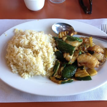 Photo Of Harbor View Chinese Restaurant Alameda Ca United States Basil Fish